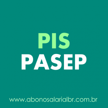 PIS PASEP Abono Salarial